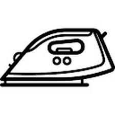 Bel Air de Rosette - Icone fer à repasser