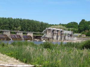Bel Air de Rosette - Barrage Mauzac