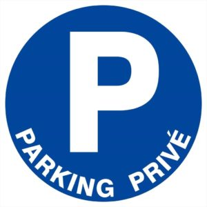 Bel Air de Rosette - Parking privé