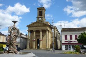 Bel Air de Rosette - Eglise de la Madeleine