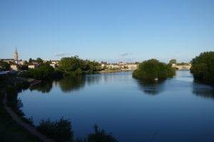 Bel Air de Rosette - Bergerac et son île sur la Dordogne
