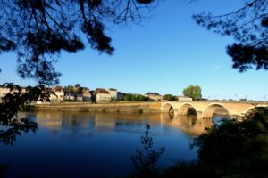 Bel Air de Rosette - Bergerac vue depuis rive gauche