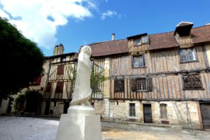 Bel Air de Rosette - Place de la Myrpe et Cyrano