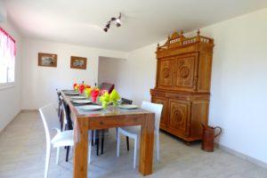Bel Air de Rosette - Grande table conviviale pour de bons repas partagés