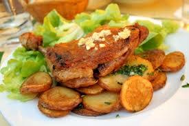 Bel Air de Rosette - Gastronomie