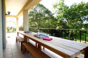 Bel Air de Rosette - Terrasse pour un apéro sympa