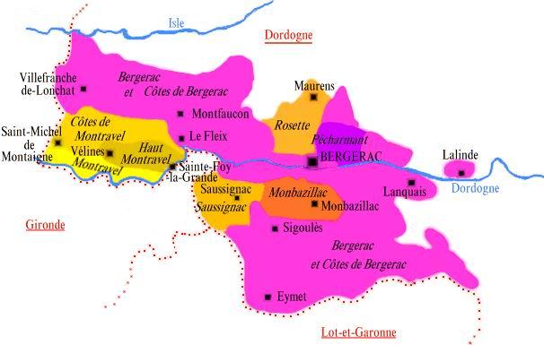 Bel Air de Rosette - Oenotourisme