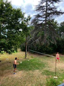 Bel Air de Rosette - Badminton