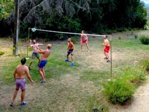 Bel Air de Rosette - Volley
